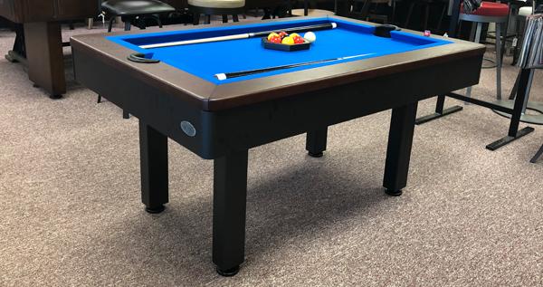 Olhausen Bantam Standard Table in Room