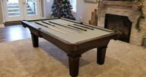 Olhausen Belmont Pool Table