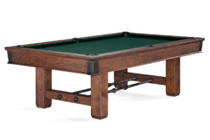 Brunswick Billiards Canton Pool Table in Black Forest