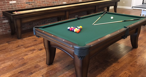 Olausen Chicago Pool Table