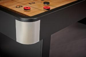 Brunswick Billiards-Shuffleboard-Delray II Corner Detail