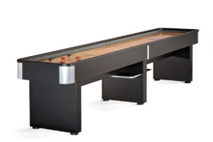 Brunswick Billiards-Shuffleboard-Delray II Ready for Play