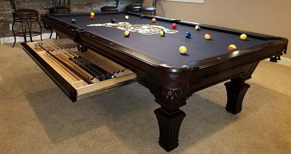 Olhausen Hampton Pool Table