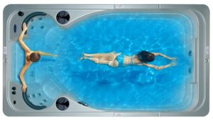 Swim Spa Topside