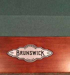 Brunswick Pool Tables available In Portland Maine
