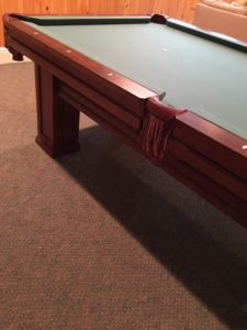 Used Brunswick Pool Table available in Portland Maine
