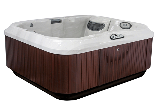 j 315 jacuzzi spa 2 3 adult hot tub skillful home. Black Bedroom Furniture Sets. Home Design Ideas