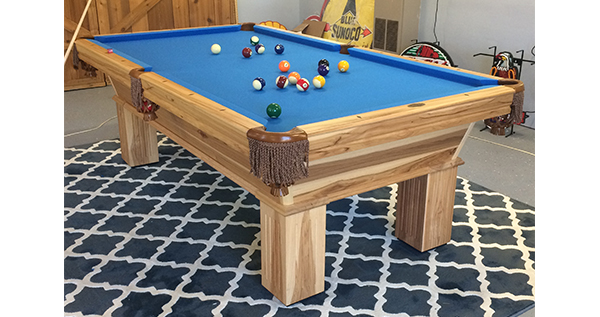 Olhausen Southern Pool Table