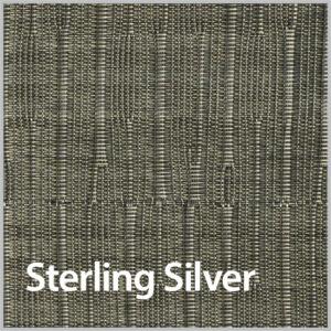 Sterling Silver Swatch