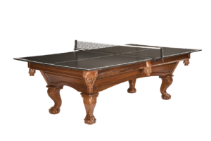 Brunswick Billiards Glenwood Pool Table with Conversion Ping Pong Table Tennis Top