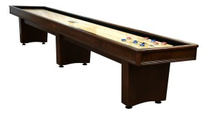 York Shuffleboard Table
